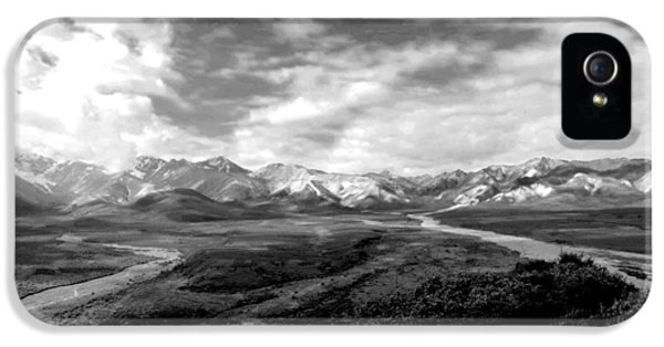Dick Goodman iPhone 5s Case - Denali National Park 4 by Dick Goodman