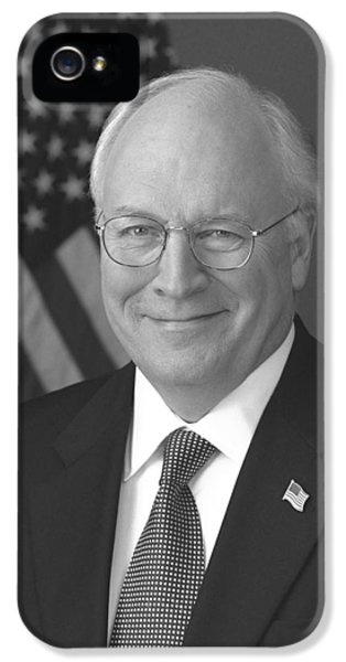 Dick Cheney iPhone 5s Case - Dick Cheney by War Is Hell Store