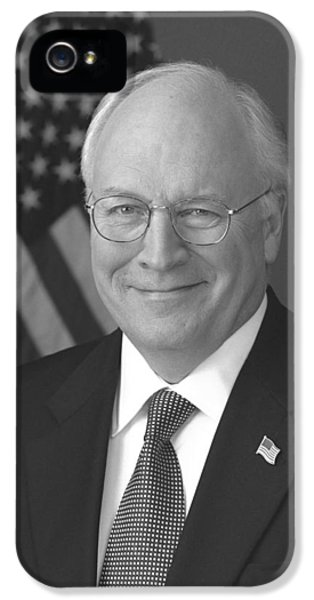 Dick Cheney IPhone 5s Case by War Is Hell Store