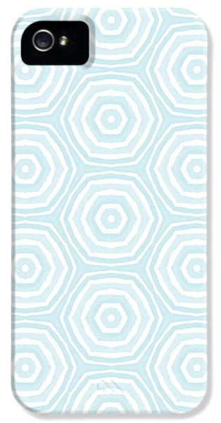 Dip In The Pool -  Pattern Art By Linda Woods IPhone 5s Case