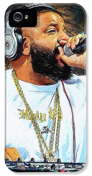 Dj Khaled IPhone 5s Case