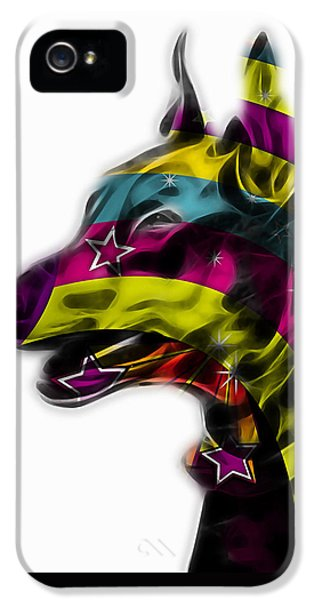 Doberman Pinscher Collection IPhone 5s Case by Marvin Blaine