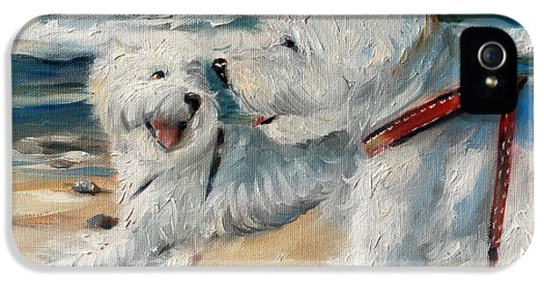 Dog Days Of Summer IPhone 5s Case