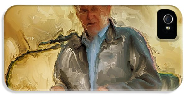 Donald Rumsfeld IPhone 5s Case by Brian Reaves