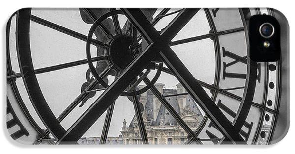 D'orsay Clock Paris IPhone 5s Case