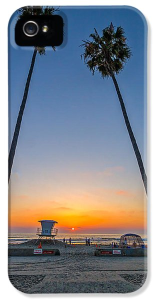 Dos Palms IPhone 5s Case