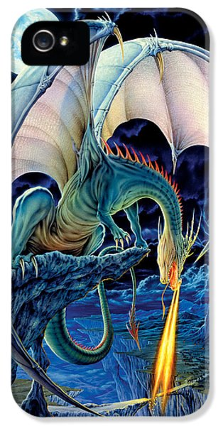 Dragon Causeway IPhone 5s Case by The Dragon Chronicles - Robin Ko