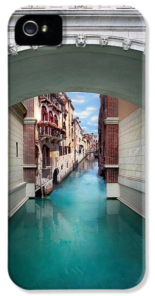 Dreaming Of Venice IPhone 5s Case