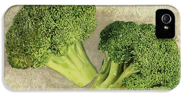 Due Broccoletti IPhone 5s Case by Guido Borelli