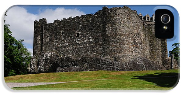Castle iPhone 5s Case - Dunstaffnage Castle by Smart Aviation