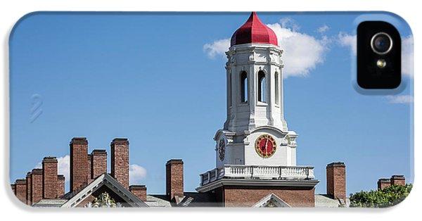 Harvard iPhone 5s Case - Dunster House by John Greim