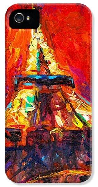 Eifell Tower By Svetlana Novikova ( All IPhone 5s Case