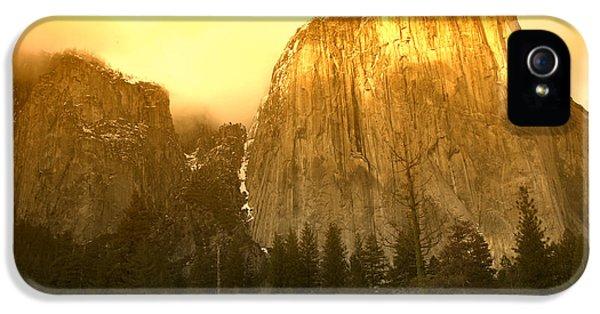 El Capitan Yosemite Valley IPhone 5s Case