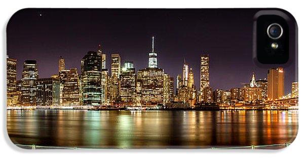 Electric City IPhone 5s Case by Az Jackson