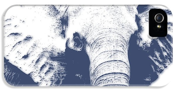 Elephant iPhone 5s Case - Elephant 4 by Joe Hamilton