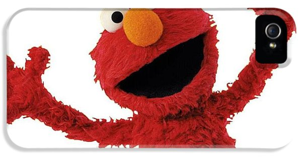 Elmo IPhone 5s Case