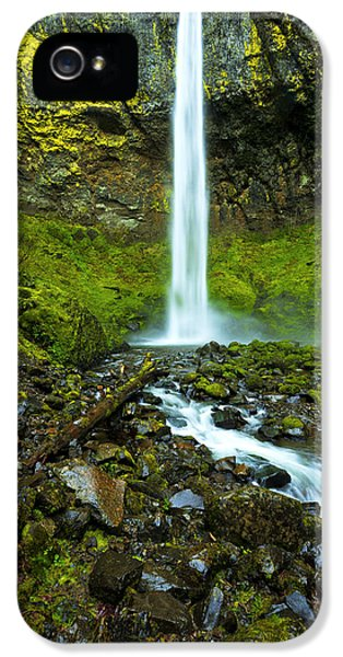 Elowah's Elegance IPhone 5s Case by Chad Dutson