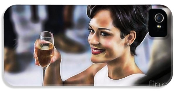 Empire Grace Gealey As Anika Gibbons IPhone 5s Case