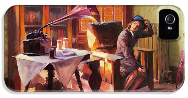 Nostalgia iPhone 5s Case - Ending The Day On A Good Note by Steve Henderson