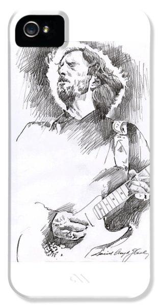 Eric Clapton Sustains IPhone 5s Case