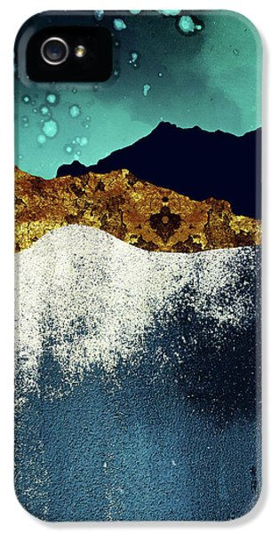 Landscapes iPhone 5s Case - Evening Stars by Katherine Smit
