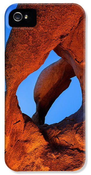 Evening's  Eye IPhone 5s Case