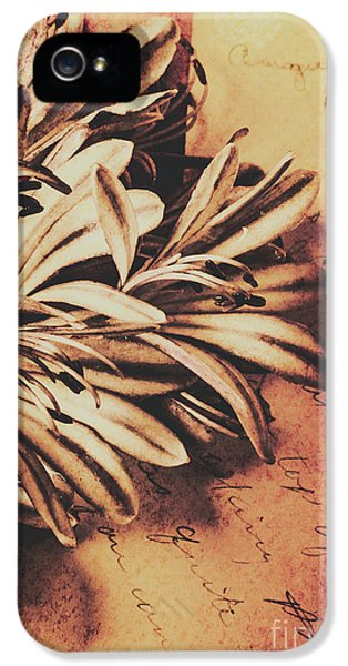 Nostalgia iPhone 5s Case - Every Word Handwritten by Jorgo Photography - Wall Art Gallery