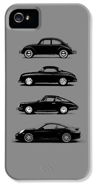 Car iPhone 5s Case - Evolution by Mark Rogan