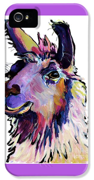 Fabio IPhone 5s Case by Pat Saunders-White