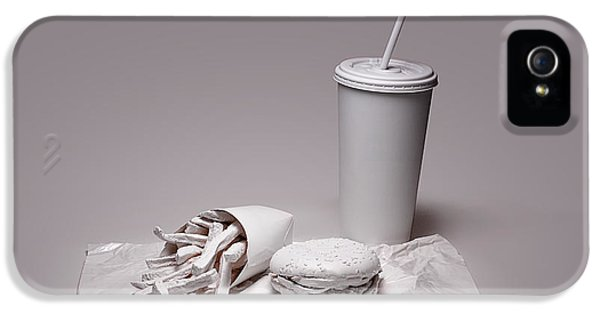 Fast Food Drive Through IPhone 5s Case by Tom Mc Nemar