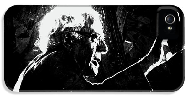 Feeling The Bern IPhone 5s Case by Brian Reaves