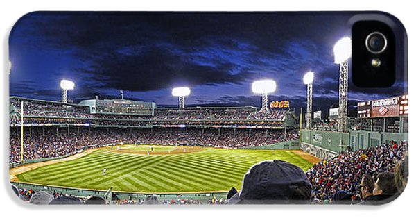 New York Yankees iPhone 5s Case - Fenway Night by Rick Berk