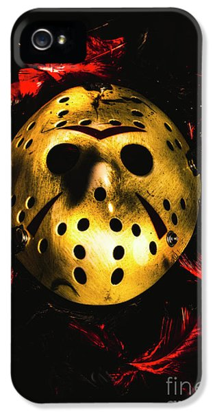 Hockey iPhone 5s Case - Fields Of A Killers Wake by Jorgo Photography - Wall Art Gallery