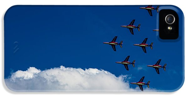 Fighter Jet IPhone 5s Case by Martin Newman
