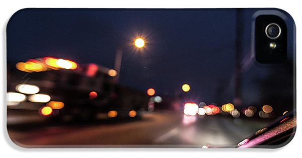 IPhone 5s Case featuring the photograph First Responders by Randy Scherkenbach