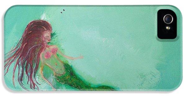 Floaty Mermaid IPhone 5s Case