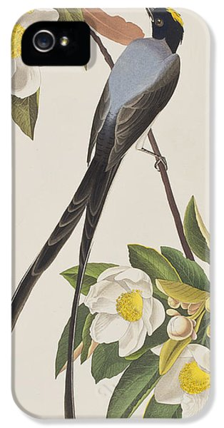 Fork-tailed Flycatcher  IPhone 5s Case by John James Audubon