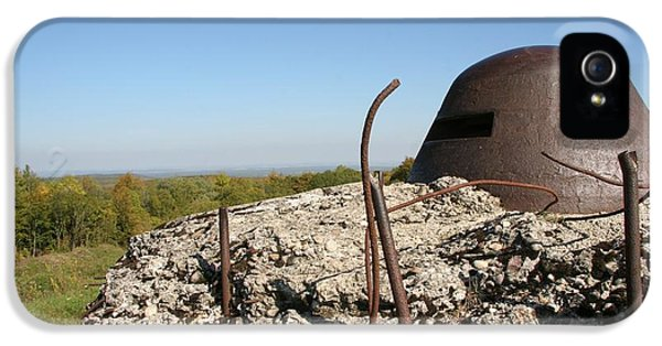 Fort De Douaumont - Verdun IPhone 5s Case