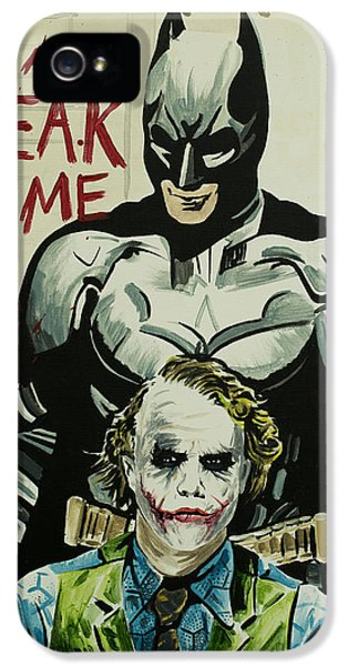Freak Like Me IPhone 5s Case by James Holko
