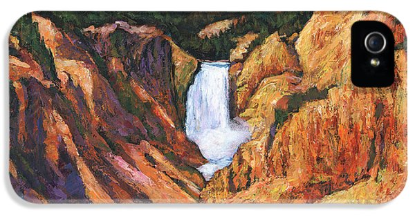 Grand Canyon iPhone 5s Case - Free Falling by Johnathan Harris