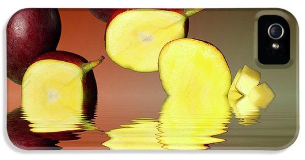 Fresh Ripe Mango Fruits IPhone 5s Case by David French