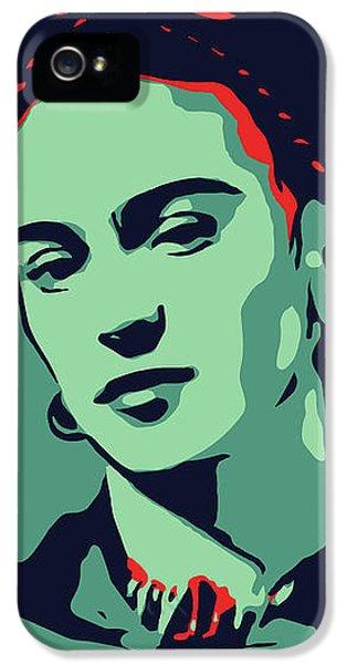 Frida Kahlo IPhone 5s Case