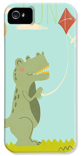 Fun IPhone 5s Case by Nicole Wilson