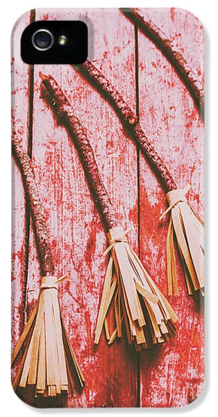 Gathering Of Evil Witches Still Life IPhone 5s Case by Jorgo Photography - Wall Art Gallery