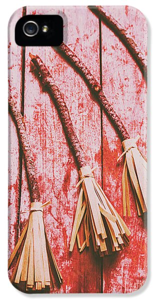 Dungeon iPhone 5s Case - Gathering Of Evil Witches Still Life by Jorgo Photography - Wall Art Gallery