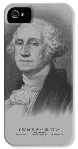 George Washington IPhone 5s Case