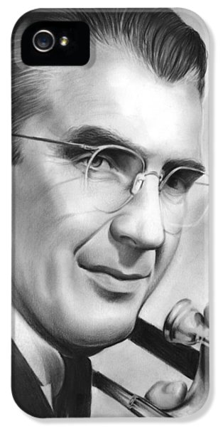 Glenn Miller IPhone 5s Case by Greg Joens