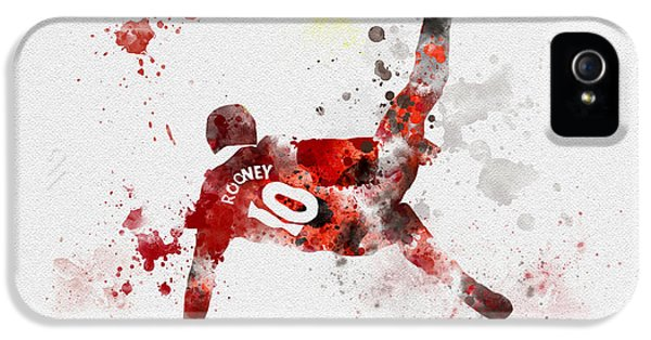 Goal Of The Season IPhone 5s Case by Rebecca Jenkins