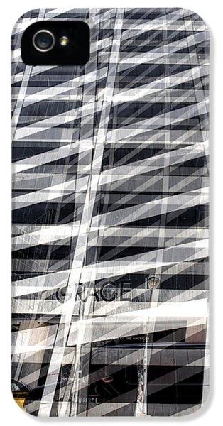 Grace Building Collage 2 IPhone 5s Case