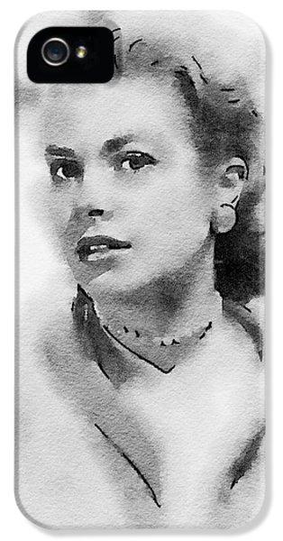 Grace Kelly By John Springfield IPhone 5s Case